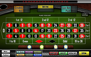 Online Roulette Systeem