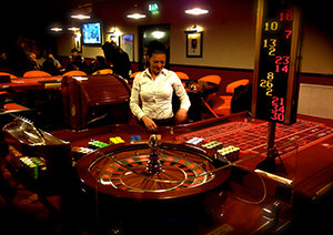Roulette in echt casino